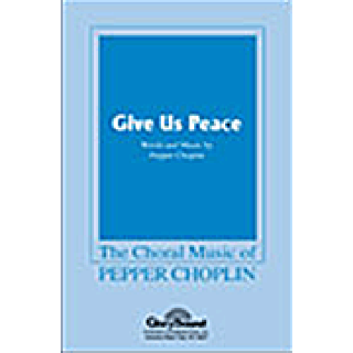 Give Us Peace sheet music