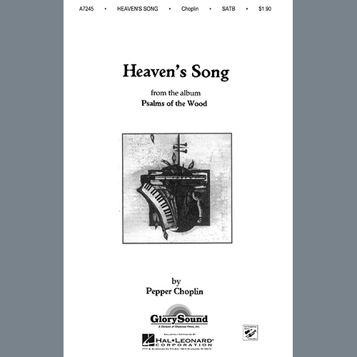 Heaven's Song sheet music