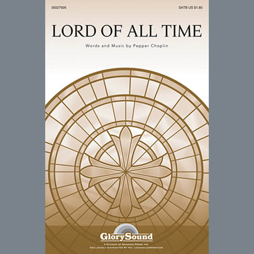 Lord Of All Time sheet music