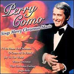 Perry Como, C.H.R.I.S.T.M.A.S., Piano, Vocal & Guitar