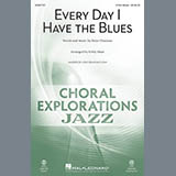Peter Chatman Every Day I Have The Blues (arr. Kirby Shaw) Sheet Music and PDF music score - SKU 415372
