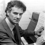 Peter Maxwell Davies Six Secret Songs, No.5, Allegro Moderato Sheet Music and PDF music score - SKU 42355