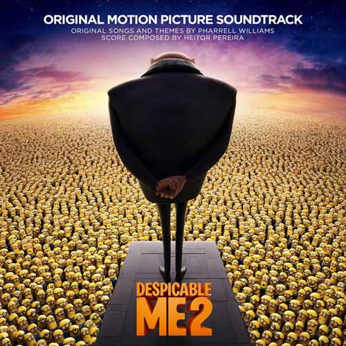 Pharrell, Happy (from Despicable Me 2), Trumpet Duet