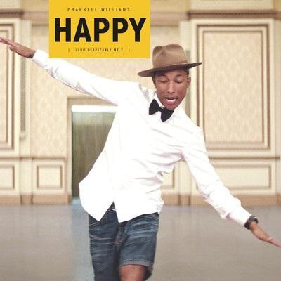 Pharrell Williams, Happy, Lyrics & Chords