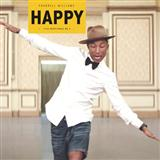 Pharrell Williams Happy Sheet Music and PDF music score - SKU 431609