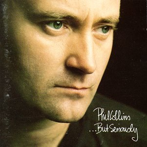Phil Collins, Something Happened On The Way To Heaven, Piano, Vocal & Guitar (Right-Hand Melody)