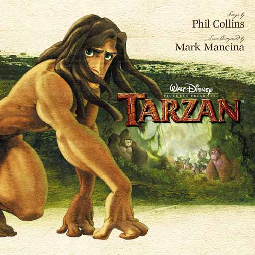 Phil Collins, Trashin' The Camp (from Tarzan) (Pop Version), Very Easy Piano