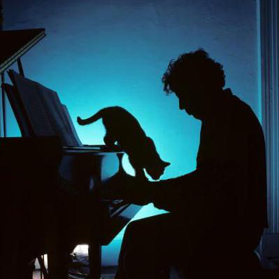 Philip Glass, An Unwelcome Friend (from 'The Hours'), Piano