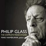 Philip Glass Etude No. 4 Sheet Music and PDF music score - SKU 121164