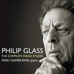 Philip Glass, Etude No. 8, Piano