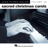 Phillips Brooks O Little Town Of Bethlehem [Jazz version] (arr. Brent Edstrom) Sheet Music and PDF music score - SKU 161408