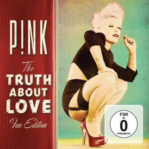 Pink, Try, Piano, Vocal & Guitar (Right-Hand Melody)