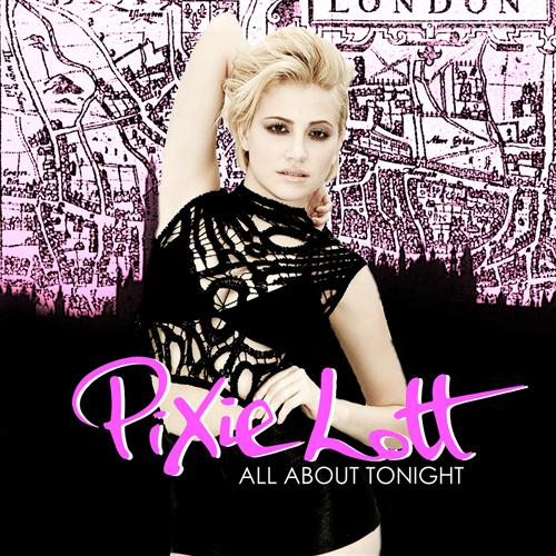 Pixie Lott, All About Tonight, Violin