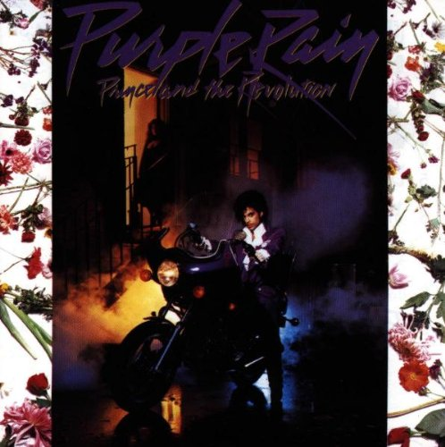 Prince, Purple Rain, Piano, Vocal & Guitar