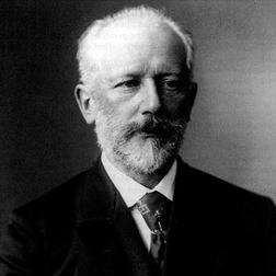 Pyotr Ilyich Tchaikovsky Little Italian Song Sheet Music and PDF music score - SKU 73970