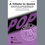 Queen A Tribute To Queen (Medley) (arr. Mark Brymer) - Eb Alto Sax Sheet Music and PDF music score - SKU 267459