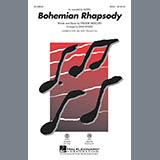 Queen Bohemian Rhapsody (arr. Mark Brymer) - Guitar Sheet Music and PDF music score - SKU 357186