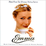 Rachel Portman The Wedding/End Titles (from Emma) Sheet Music and PDF music score - SKU 17289