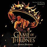 Ramin Djawadi The Rains Of Castamere (from Game of Thrones) Sheet Music and PDF music score - SKU 252532