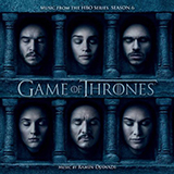 Ramin Djawadi The Winds Of Winter (from Game of Thrones) Sheet Music and PDF music score - SKU 251952