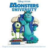 Randy Newman First Day At MU (from Monsters University) Sheet Music and PDF music score - SKU 150398
