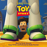 Randy Newman I Will Go Sailing No More (from Toy Story) Sheet Music and PDF music score - SKU 107119