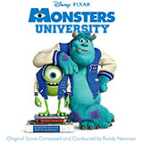 Randy Newman Main Title (Monsters University) Sheet Music and PDF music score - SKU 99673