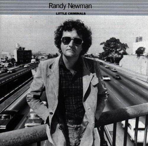 Randy Newman, Rider In The Rain, Piano, Vocal & Guitar