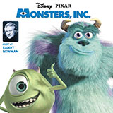 Randy Newman Walk To Work (from Monsters, Inc.) Sheet Music and PDF music score - SKU 99677