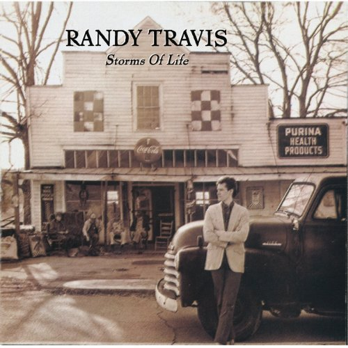 Randy Travis, Diggin' Up Bones, Piano, Vocal & Guitar (Right-Hand Melody)