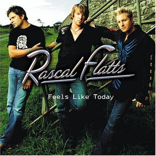 Rascal Flatts, Bless The Broken Road, Easy Piano