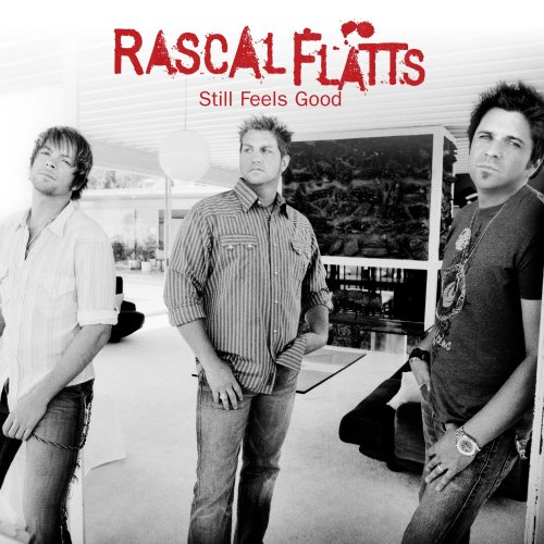 Rascal Flatts, She Goes All The Way, Piano, Vocal & Guitar (Right-Hand Melody)