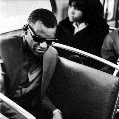 Ray Charles, I'll Drown In My Tears, Piano, Vocal & Guitar (Right-Hand Melody)