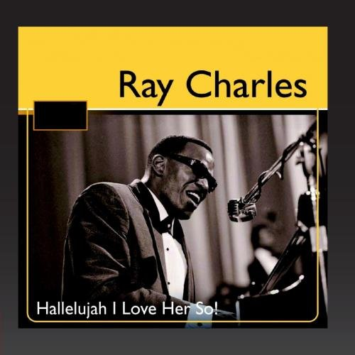 Ray Charles, Mary Ann, Piano, Vocal & Guitar (Right-Hand Melody)