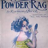 Raymond Birch Powder Rag Sheet Music and PDF music score - SKU 86920