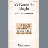 Raymond Wise It's Gonna Be Alright Sheet Music and PDF music score - SKU 435188