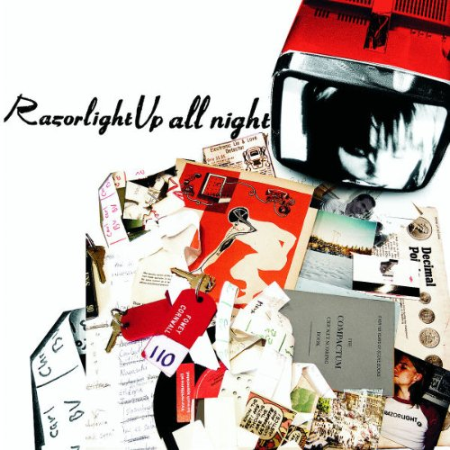 Razorlight, Golden Touch, Saxophone