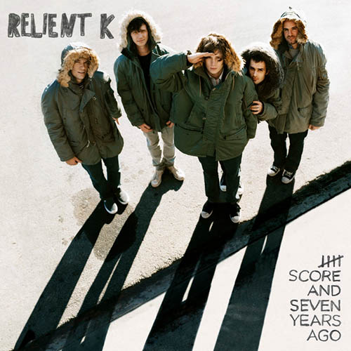 Relient K Forgiven Sheet Music and PDF music score - SKU 63609