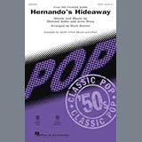 Richard Adler Hernando's Hideaway (arr. Mark Brymer) Sheet Music and PDF music score - SKU 253622