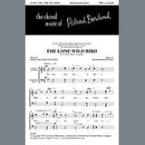 Richard Burchard The Lone Wild Bird Sheet Music and PDF music score - SKU 430965