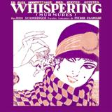 Richard Coburn Whispering Sheet Music and PDF music score - SKU 61639