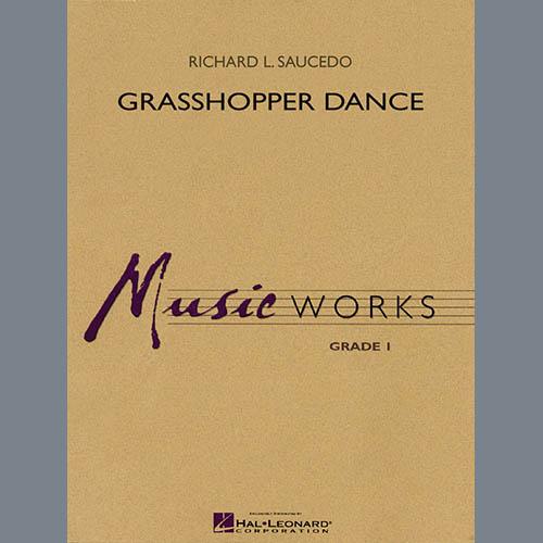 Richard L. Saucedo, Grasshopper Dance - Tuba, Concert Band