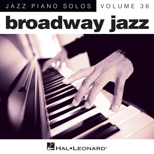 Richard Rodgers, I Could Write A Book [Jazz version] (arr. Brent Edstrom), Piano