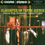 Richard Rodgers Slaughter On Tenth Avenue Sheet Music and PDF music score - SKU 27450