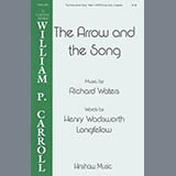 Richard Waters The Arrow And The Song Sheet Music and PDF music score - SKU 424485