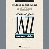 Rick Stitzel Welcome to the Jungle - Baritone Sax Sheet Music and PDF music score - SKU 376124