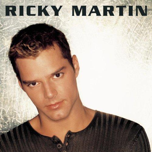 Ricky Martin, Livin' La Vida Loca, Piano, Vocal & Guitar