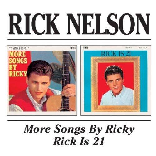 Ricky Nelson, Hello Mary Lou, Piano, Vocal & Guitar (Right-Hand Melody)