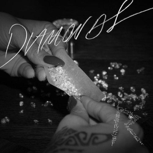 Rihanna, Diamonds, Piano, Vocal & Guitar (Right-Hand Melody)