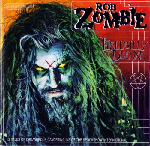 Rob Zombie Living Dead Girl Sheet Music and PDF music score - SKU 20652
